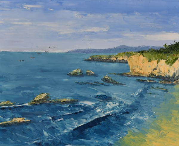 Breakers by Charles Stup