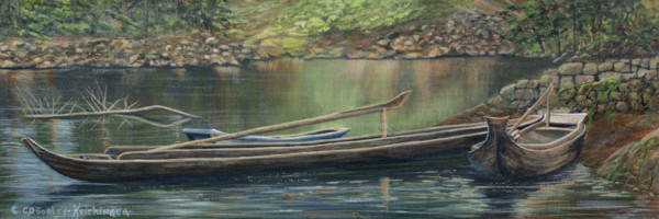 Parked along the Shennong Stream by Cindy Sorley-Keichinger