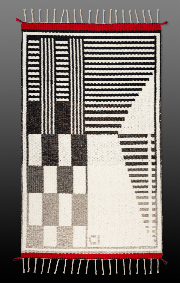 Black & White & Gray by Carol Irving