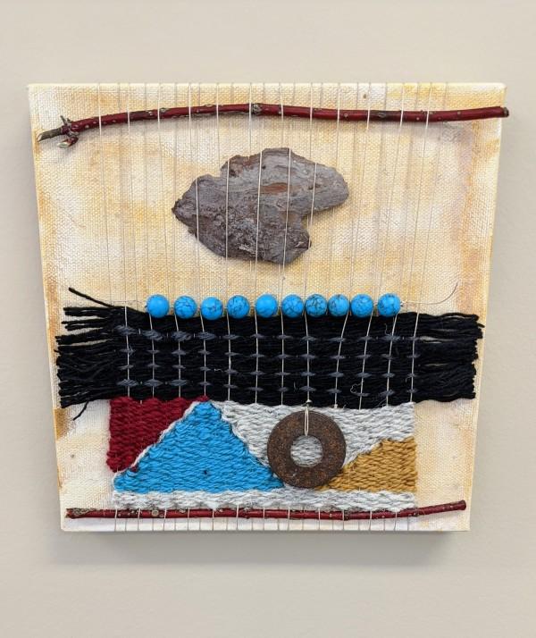 Landscape II by Carol Irving
