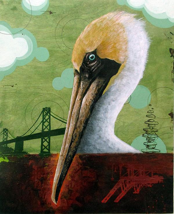 East Bay  Prehistoric by Joshua Coffy