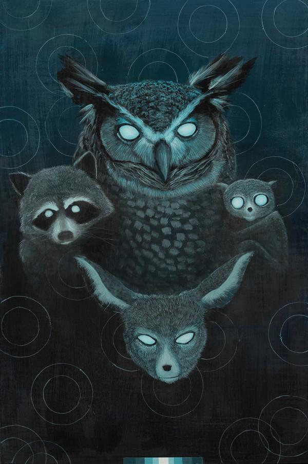 The Night Watchers by Joshua Coffy