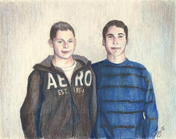Sons by Sonja Petersen