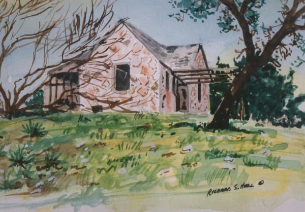 Henderson County Abandoned Farm House by Richard S. Hall