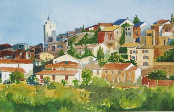 Tuscany #1 by Richard S. Hall