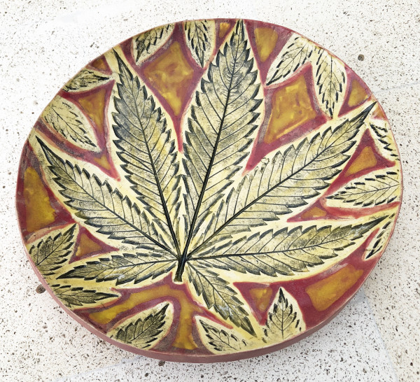 Hawaiin Sunset  Celebration 420 impression tray by Nell Eakin