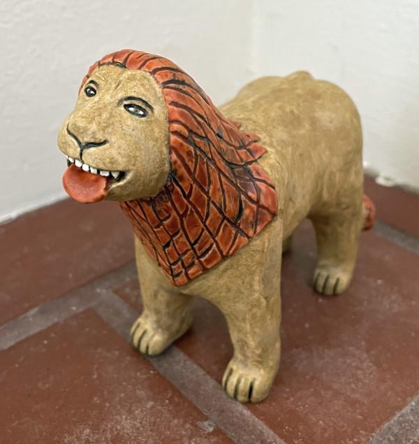 Roscoe the Little Lion by Nell Eakin