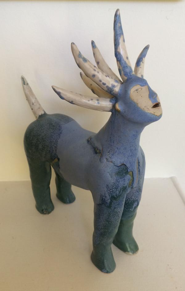 Sky Breaker, the centaur multicorn by Nell Eakin