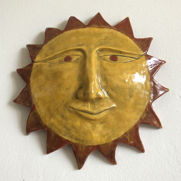 Late Summer Sun by Nell Eakin