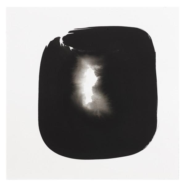 Aperture in Warm Black I by Veronique Gambier