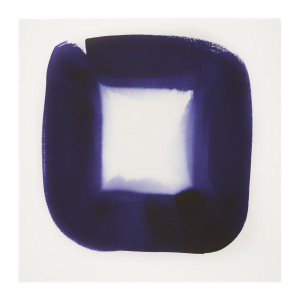 Aperture in Deep Purple VII by Veronique Gambier