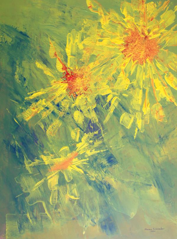 consider the wildflowers 2 by Steven Schroeder
