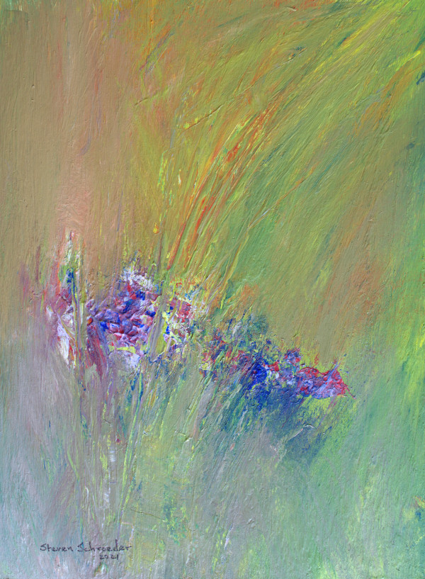 simple as grass 2 by Steven Schroeder