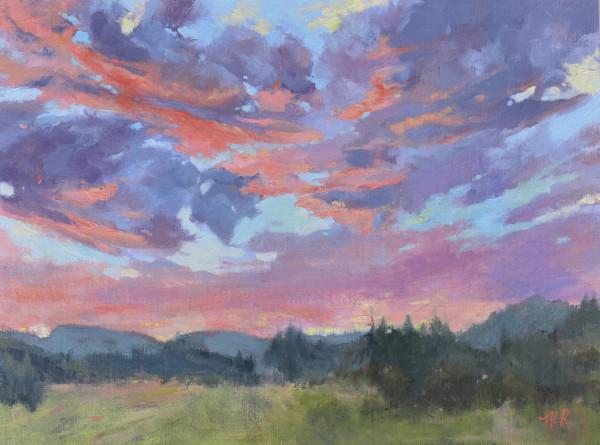 Skypaint by Nancy Romanovsky
