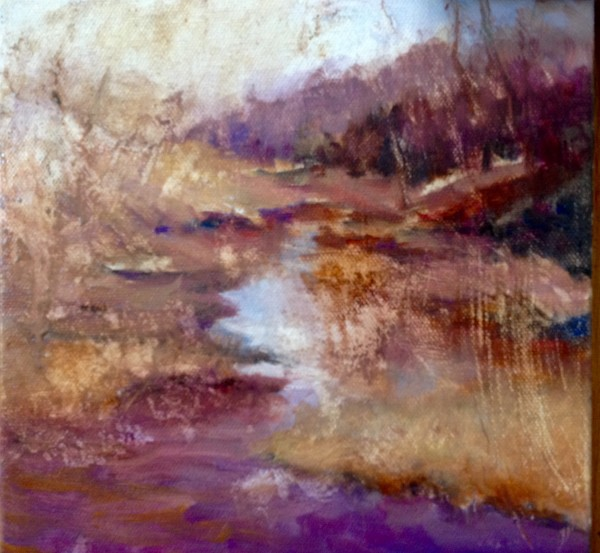 Marsh Glow by Tom Bailey