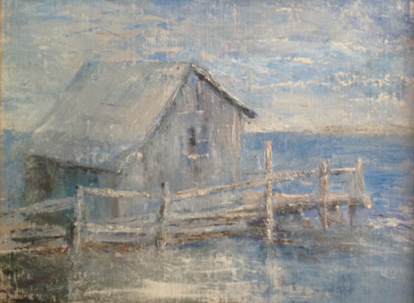 Shore Shack by Tom Bailey