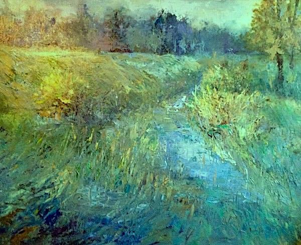 Liquid Light by Tom Bailey
