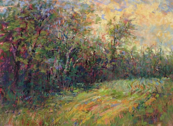 Meadow Currents by Tom Bailey