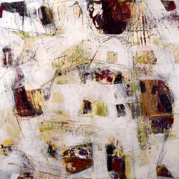 City Walk by Linda Fischer