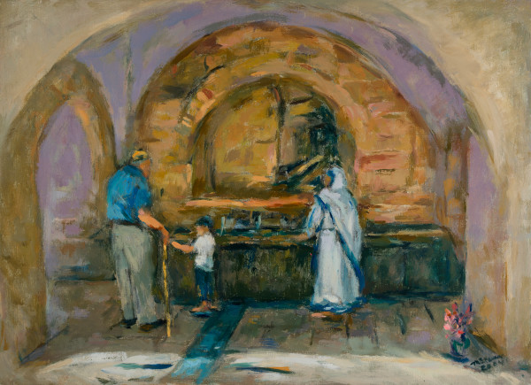 Mary's Well by Miriam McClung