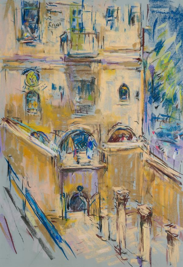 The Hebrew School by Miriam McClung