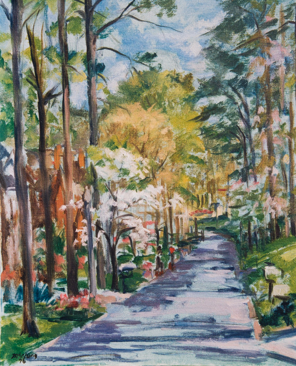 Canterbury Road by Miriam McClung