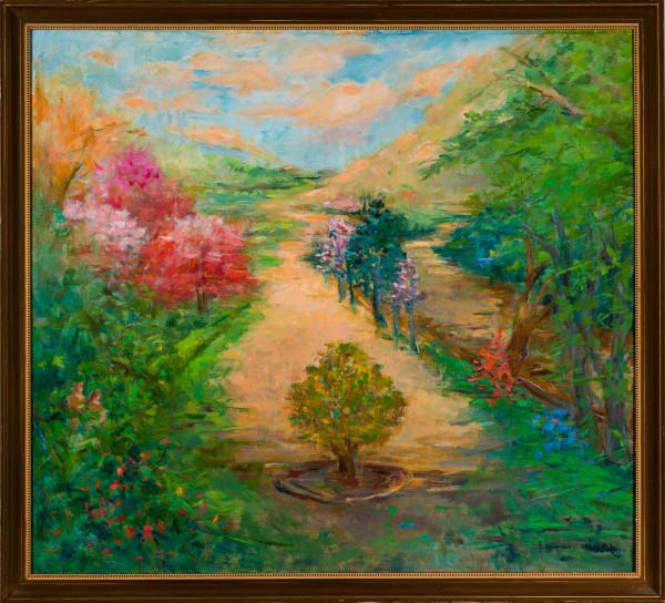 The Garden of Eden by Miriam McClung