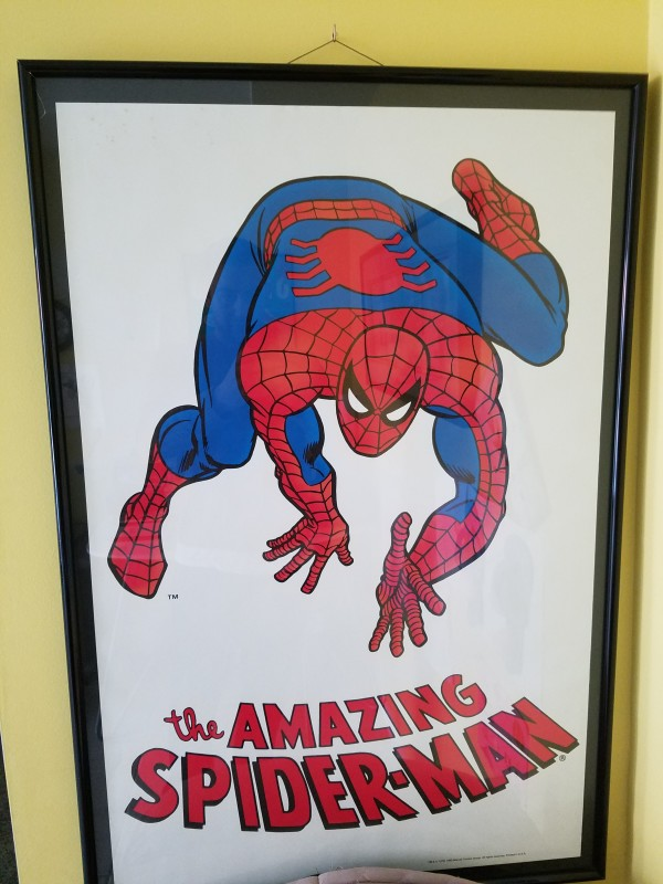Spider Man Poster by Marvel Comics