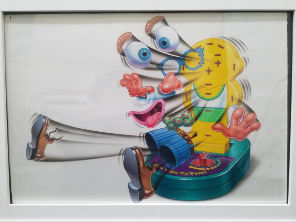 Toy ad illustration
