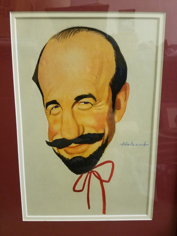 Mitch Miller by Dal  Holcomb