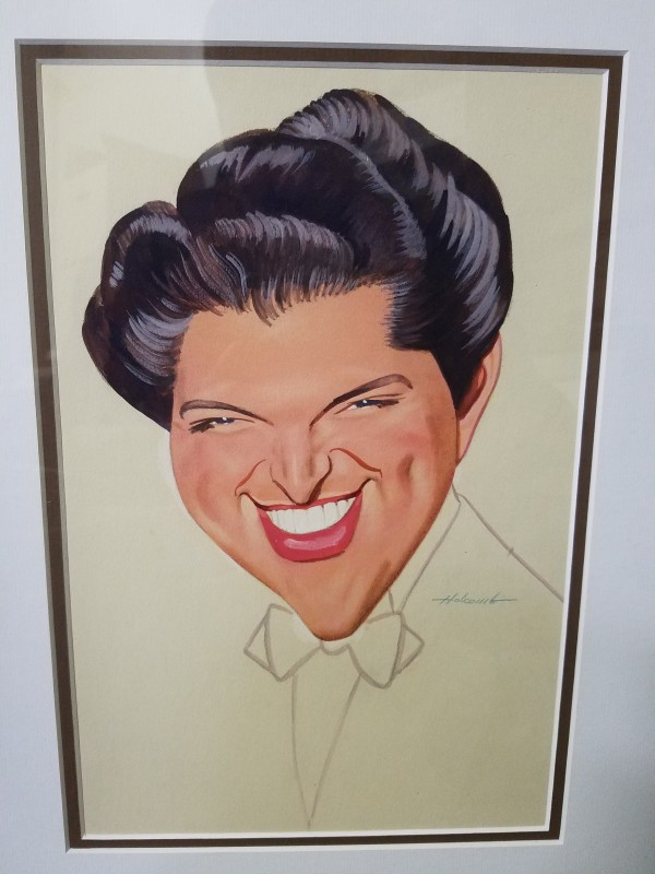 Liberace by Dal  Holcomb