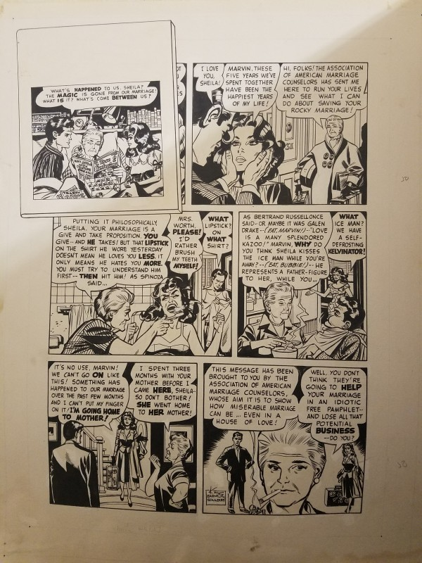 Future Educational Comic Pamphlets (4) Mad #85 (1964) by Wally Wood