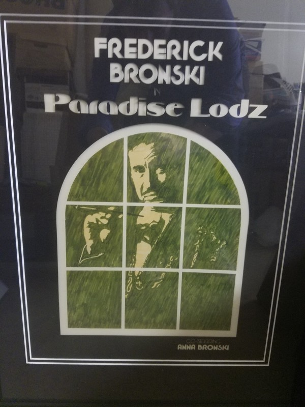 To Be or Not to Be - poster prop from Mel Brooks film