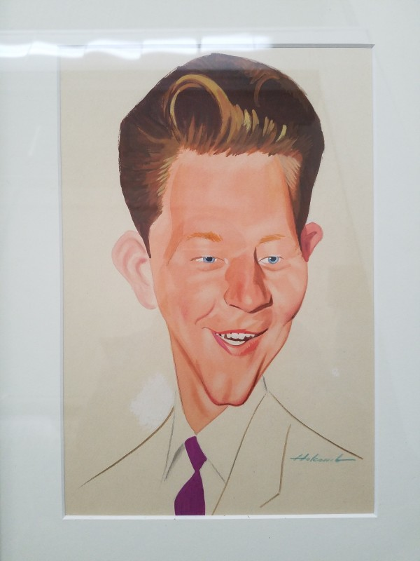 Donald O'Conner by Dal  Holcomb