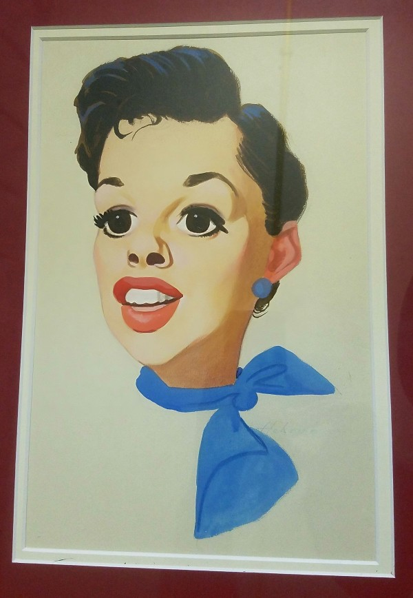 Judy Garland by Dal  Holcomb