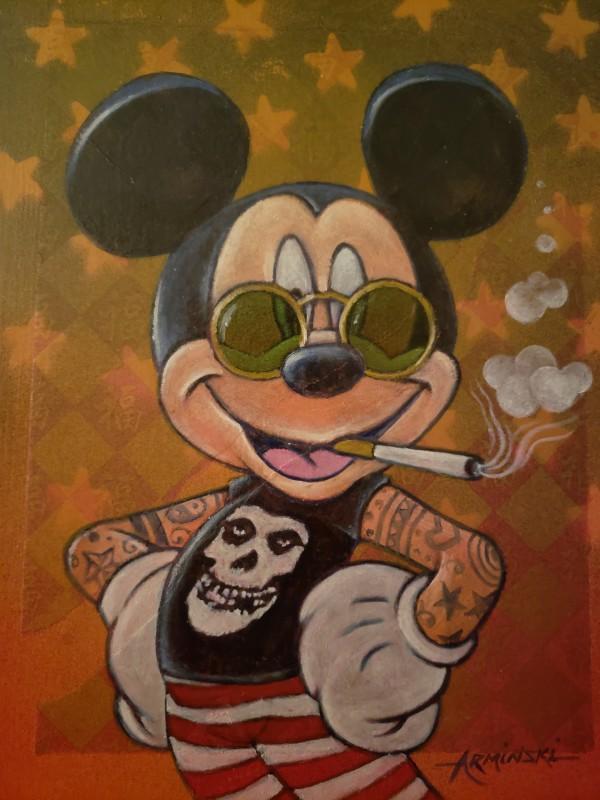 Mickey Mouse Misfit by Arminski