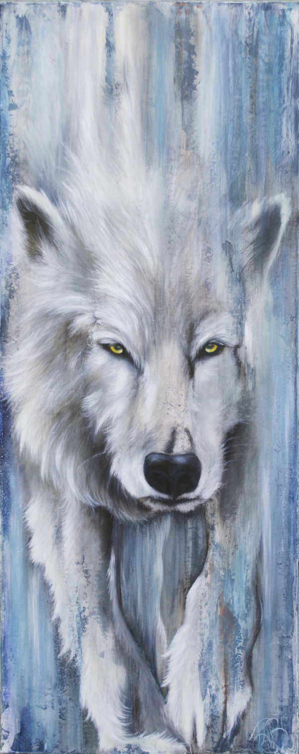 White Wolf by Tabitha Benedict