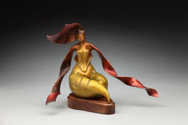 M'Lady's Slipper by Phyllis Mantik deQuevedo