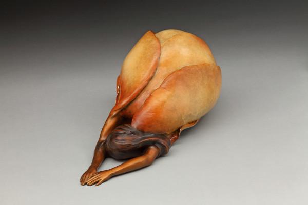 Tulip Pose by Phyllis Mantik deQuevedo