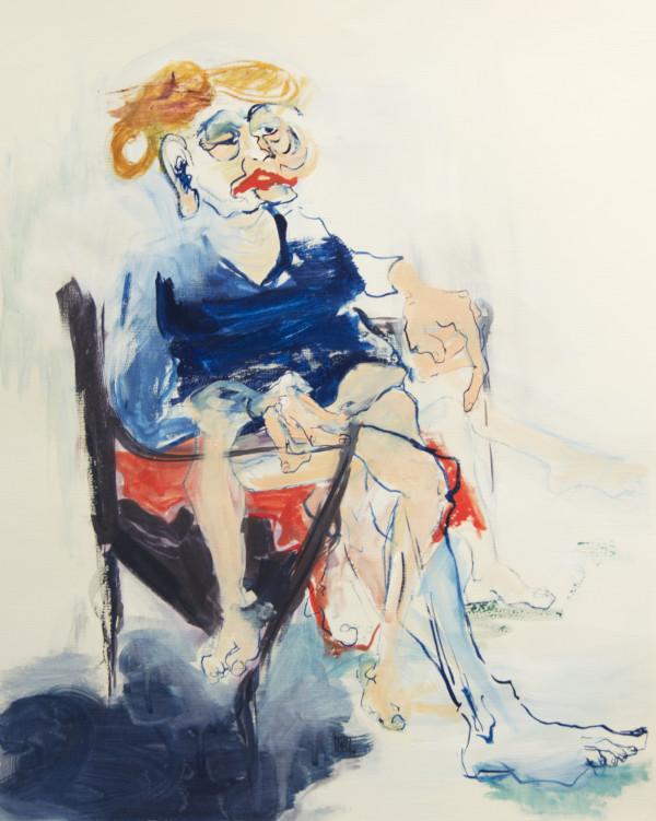 Barbara by Mel Reese