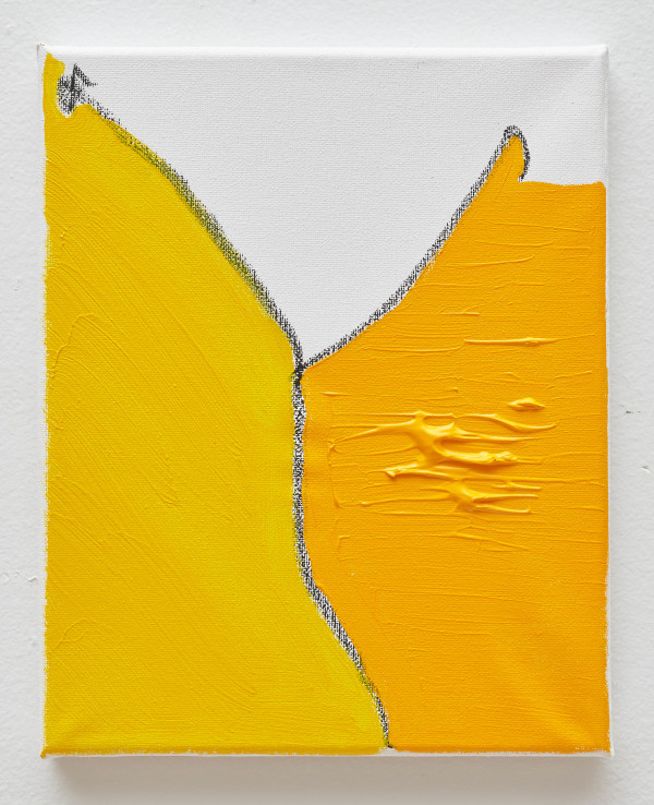 Body Abstraction no.16 by Mel Reese