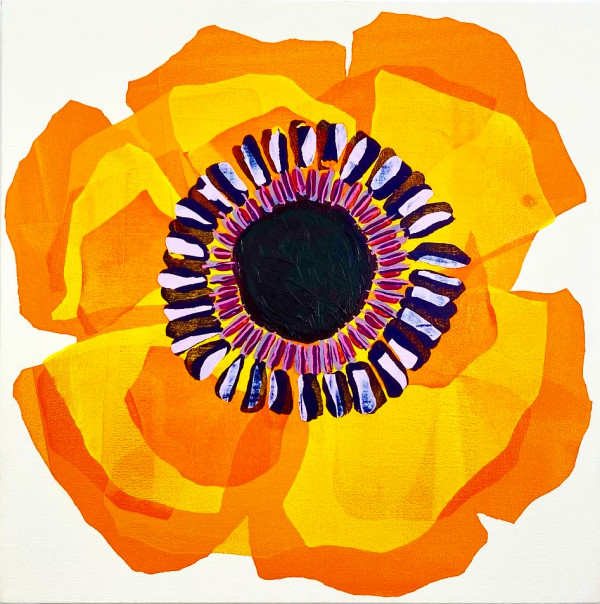 Anemone by Mel Reese