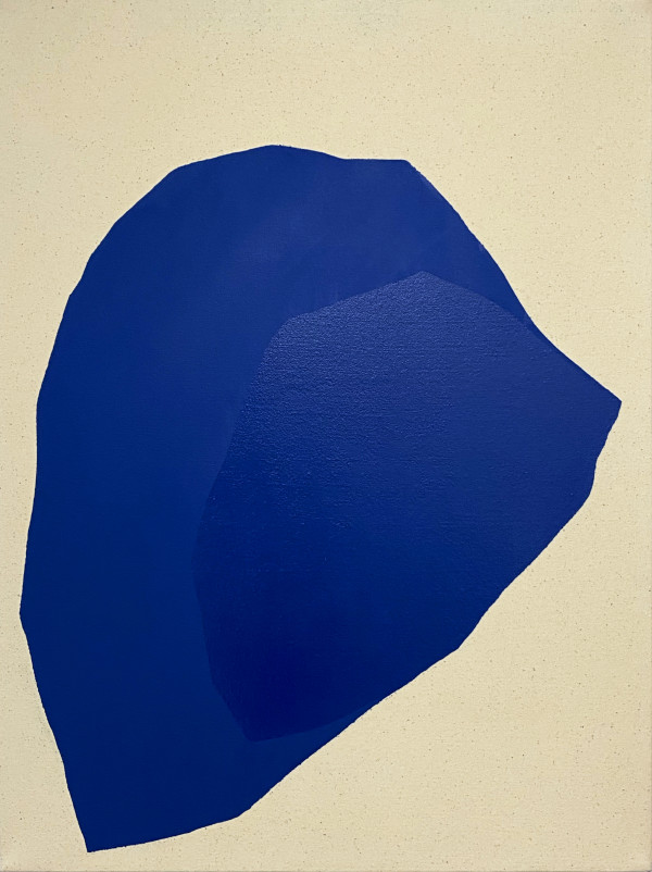RV 154 (Prussian Blue Deep) by Mel Reese