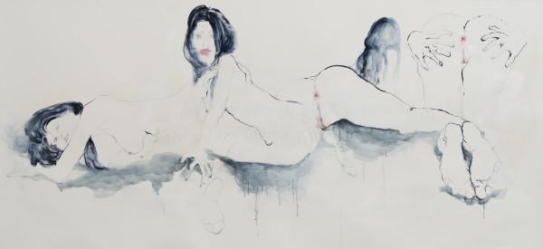 Vine Tendrils by Mel Reese