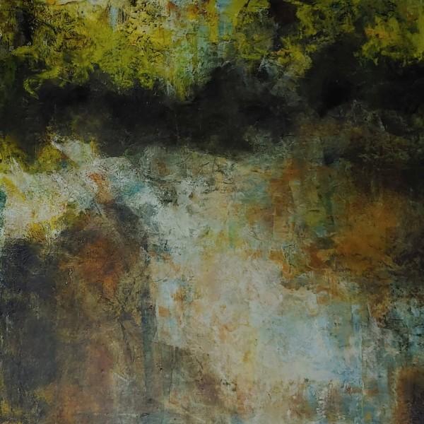 Hidden Falls by Mary Mendla
