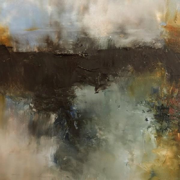 Horizon, February by Mary Mendla