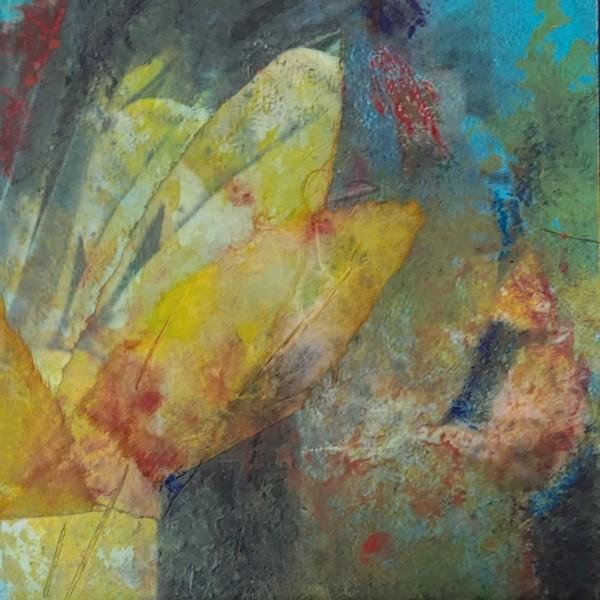 Cactus Dance by Mary Mendla