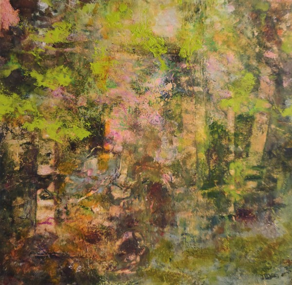 Enchanted Forest, II by Mary Mendla