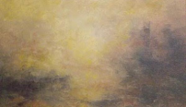 Veiled Horizon by Mary Mendla