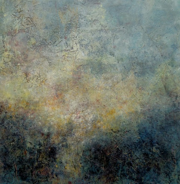 Apparition III, Out of the Mist by Mary Mendla